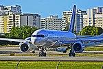 N565UA United Airlines Boeing 757-222 - 5465 (cn 26669-492) (8631794113).jpg