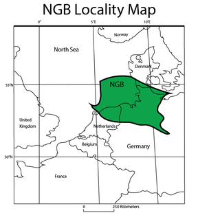 North German basin A passive-active rift basin in central and west Europe