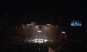 Strikeforce (mixed martial arts) - Strikeforce Challengers 13 in Nashville, Tennessee