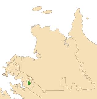 Electoral division of Blain