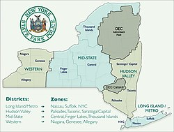 New York State Park Police - Wikipedia
