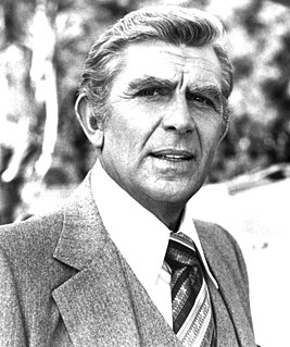 Andy Griffith American actor, television producer, Southern-gospel singer, and writer
