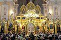 Nabożeństwo Niedziela Palmowa Sobór metropolitalny Świętej Równej Apostołom Marii Magdaleny w Warszawie.JPG