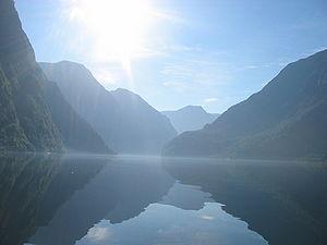 Nærøyfjord - Nærøyfjord