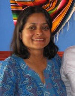 Nalini Ambady - Image: Nalini Ambady 2009