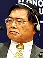 Naokazu Takemoto - World Economic Forum on East Asia 2011 (cropped).jpg