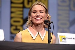 Naomi Watts på San Diego Comic-Con International 2017.