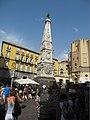 Napoli, Obelisco di San Domenico Maggiore (1).jpg