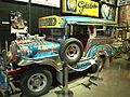 National Museum of Ethnology, Osaka - Jeepney - Manila City in Republic of the Philippines.jpg