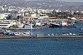 Naxos Νάξος 2020-08-20 10 Chora port.jpg