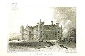 James Colebrooke (banker) - Chilham Castle, Kent, 1825.