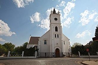 Parys - Nederduitse Gereformeerde Mother Church, Hefer Street, Parys