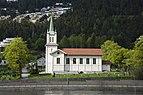 Nedre Eiker kirke mai 2018 sørfra (1).jpg