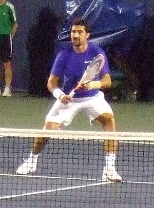 BH Tennis Open International Cup - Eventual World No. 1 in doubles Nenad Zimonjić, competing for the Federal Republic of Yugoslavia, won the singles event in 2000