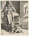 Neptune and Melanthe, from 'The Loves of the Gods' MET DP812672.jpg