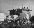 Netherlands. (Building under construction.) - NARA - 541709.tif