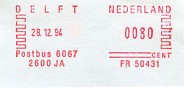 Netherlands stamp type CB4.jpg