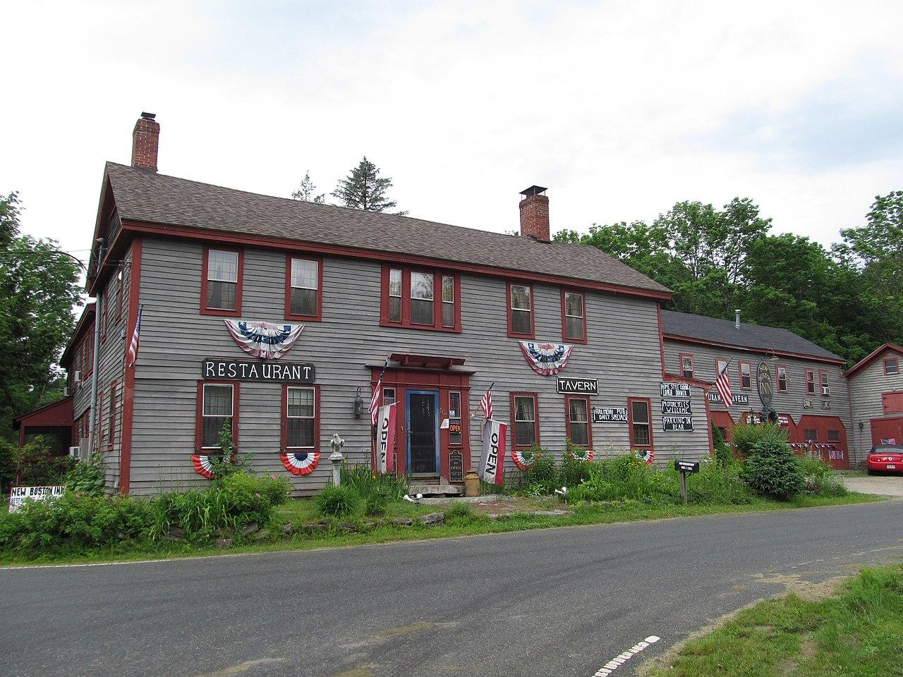 The Berskshire Inn Restaurant In Sparta Township Nj
