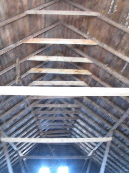 Ficheiro New England Barn Jefferson Maine Roof Framing