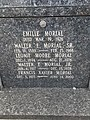 New Orleans, Louisiana views 12 - Tomb stone of Morial family.jpg