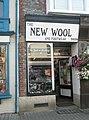 New Wool in Bishop's Waltham High Street - geograph.org.uk - 1514439.jpg