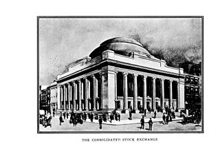 Consolidated Stock Exchange of New York