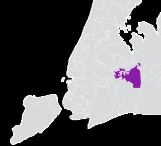 New Yorks 14th State Senate district American legislative district