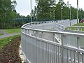 New footbridge, Elvetham Heath - geograph.org.uk - 170401.jpg