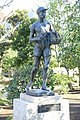 Newspaper Delivery Boy - Arisugawa-no-miya Memorial Park - DSC06848.JPG