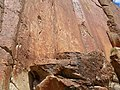 Newspaper Rock in Fremont Indian State Park dyeclan.com - panoramio.jpg