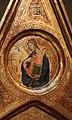 Niccolò gerini, assunta, sei angeli e santi, 1413-15 ca. (arezzo, s. francesco) 03.jpg