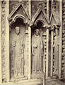 Niche Sculptures, Wells Cathedral West Façade (3610877085).jpg