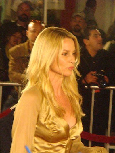 Nicolette Sheridan, American actress