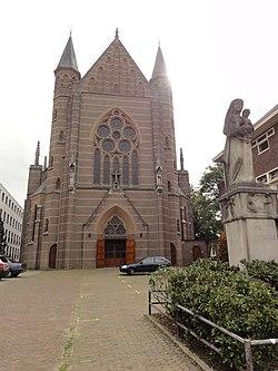Nijmegen rijksmonument 522947 kerk Berg en Dalseweg 42.JPG