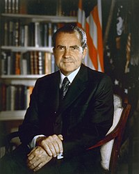 Richard Milhouse Nixon