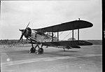 No. 3 Squadron RCAF Wapiti 513 three-quarters front view Rockcliffe 1939.jpg