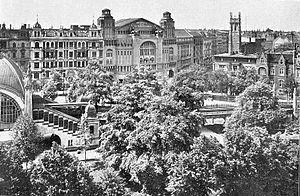 Nollendorfplatz - Nollendorfplatz, about 1903