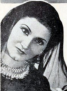 Noor Jehan Pakistani singer and actress