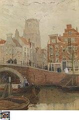 Noord-Nederlands stadsgezicht