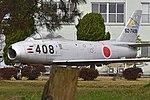 North American F-86F-25-NA Sabre '52-7408 408' (40808786063).jpg