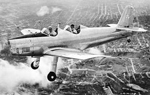 North American NA-35 - Image: North American NA 35 (2)