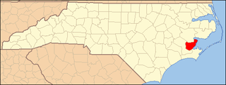 National Register of Historic Places listings in Pamlico County, North Carolina Wikimedia list article