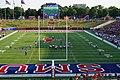 North Texas vs. Southern Methodist football 2017 07 (North Texas on offense).jpg