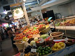 North market produce