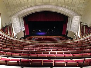 Northrop Auditorium - Carlson Family Stage