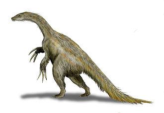 Moreno Hill Formation - Nothronychus