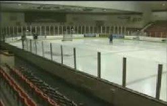 Nottingham Panthers - Nottingham Ice Stadium