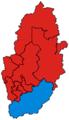NottinghamshireParliamentaryConstituency1997Results.png