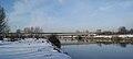 Nowohucki bridge,Nowa Huta,Krakow,Poland.jpg