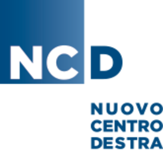New Centre-Right - Image: Nuovo Centrodestra Logo